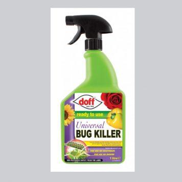 Universal Bug Killer doff