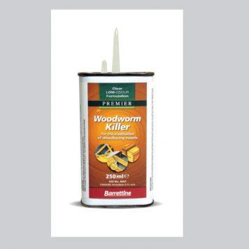 barretine woodworm killer